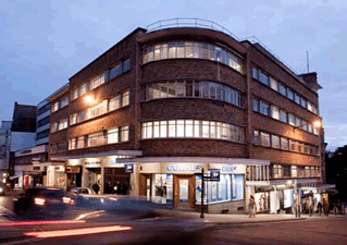 Photo of our Bournemouth UK office