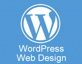Wordpress web design image