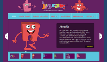 jigsaw-wordpress-website